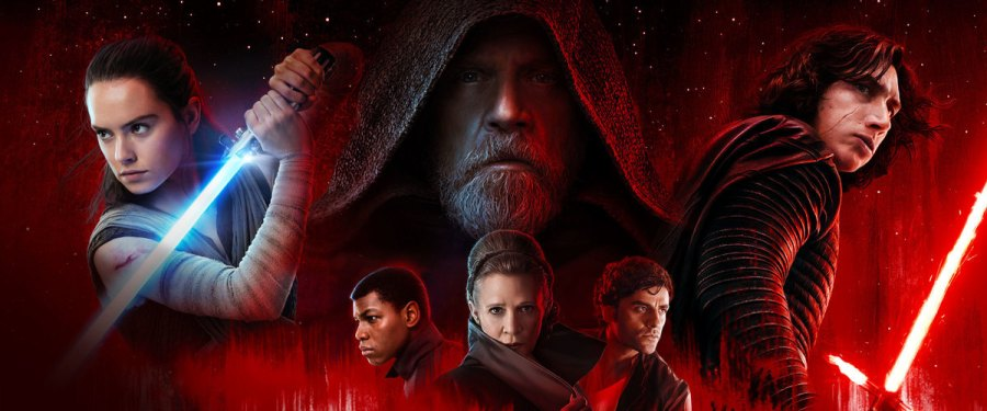 Star Wars: The Last Jedi (Red)
