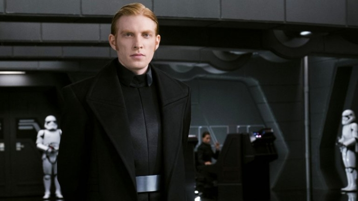 Star Wars: The Last Jedi - General Hux (Huckster?)