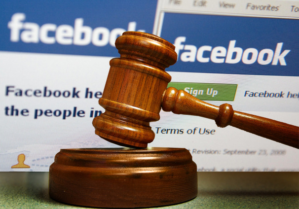 Facebook Gavel